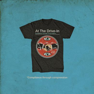 At The Drive-In Handshake T-shirt - Men's