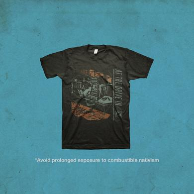 At The Drive-In Listener T-shirt