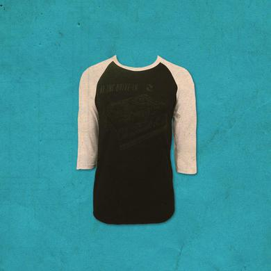At The Drive-In Reel Raglan T-shirt