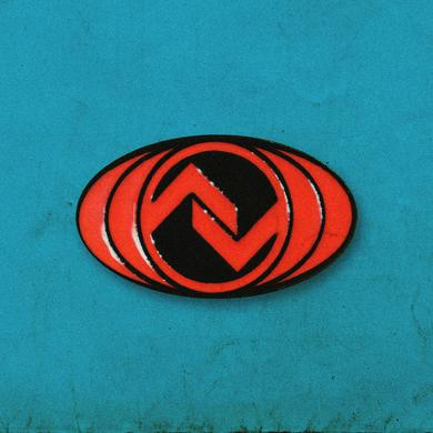 At The Drive-In Red Emblem Pin