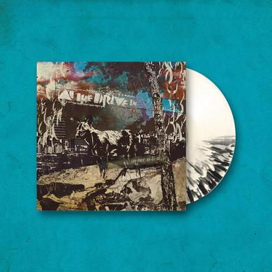 At The Drive-In IN•TER A•LI•A - LP (Bone with Black Splatter) (Vinyl)