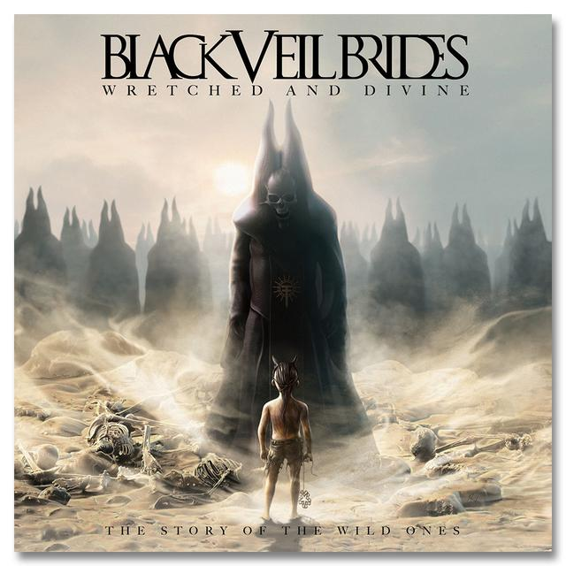 Black Veil Brides Wretched & Divine - CD