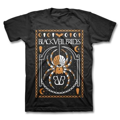 Black Veil Brides Limited Merry Halloween T-shirt