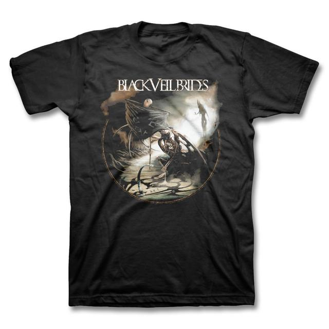 Black Veil Brides Winged Legion T-shirt