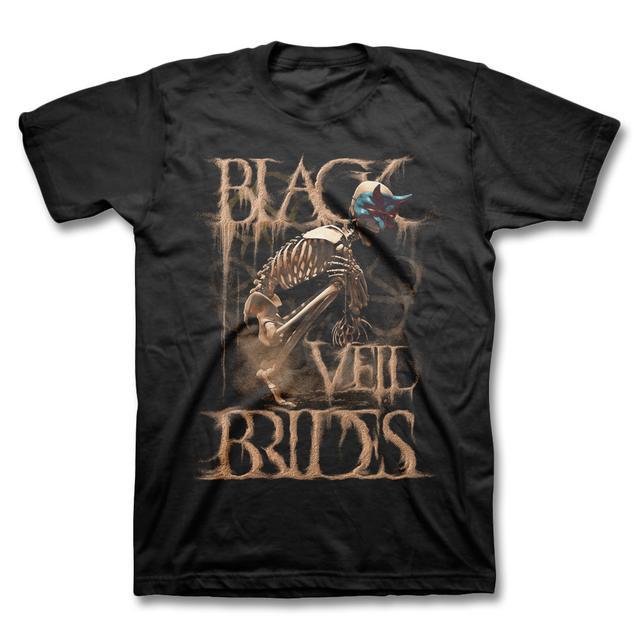Black Veil Brides Dust Mask T-shirt