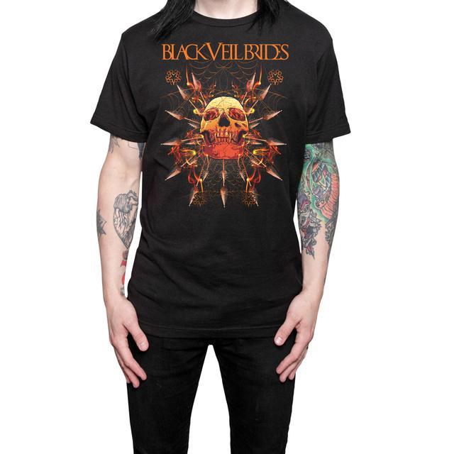 Black Veil Brides Arrows T-shirt