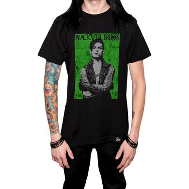 Black Veil Brides Proud To Be St. Patrick's Day T-shirt