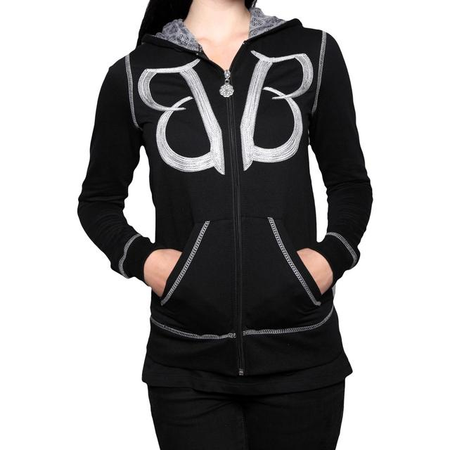 Black Veil Brides Stitched Together Hoodie - Women's