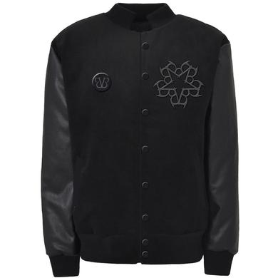 Black Veil Brides Pentacharm Class Letterman Jacket
