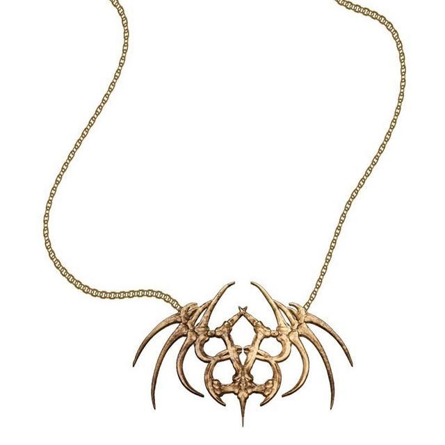 Black Veil Brides Bone Chain Necklace