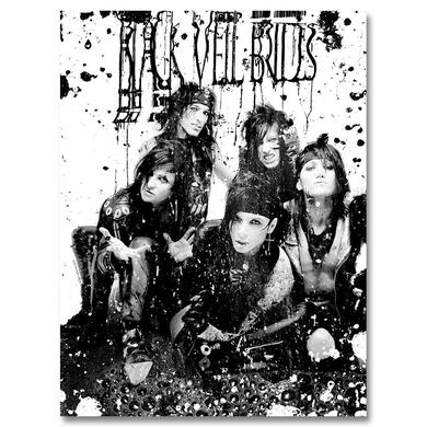 Black Veil Brides Blackened Sludge Poster