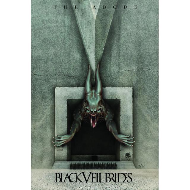 Black Veil Brides Shadow Demon Print
