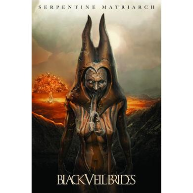 Black Veil Brides Serpentine Print