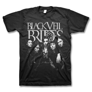 Black Veil Brides Big Photo T-shirt