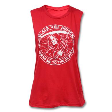 Black Veil Brides Reaper Muscle Tank - Women's