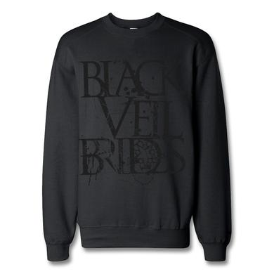 Black Veil Brides BVB Black Crewneck