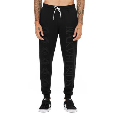 Black Veil Brides Pentagram Logo Joggers - *Black Friday Edition*