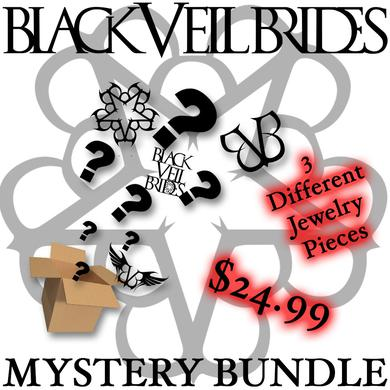 Black Veil Brides Jewelry Mystery Bundle