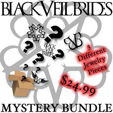 Black Veil Brides Jewelry Mystery Bundle
