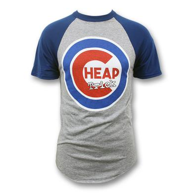 Cheap Trick Opening Day Short Sleeve Raglan