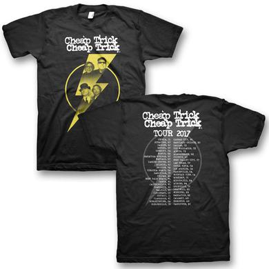 Cheap Trick Bolt Tour T-Shirt