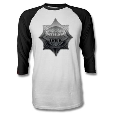 Cheap Trick Badge Raglan T-Shirt