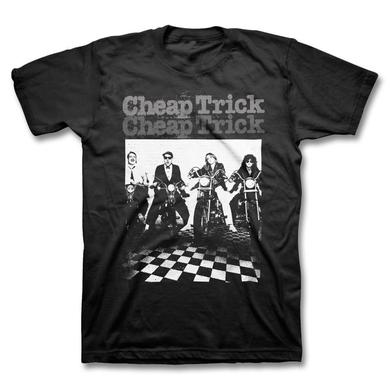 Cheap Trick Bikes T-shirt