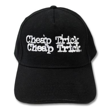 Cheap Trick Embroidered Logo Hat