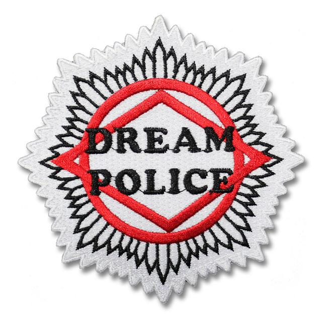 Cheap Trick Dream Police Patch