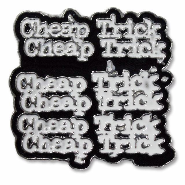 Cheap Trick Enamel Repeater Pin