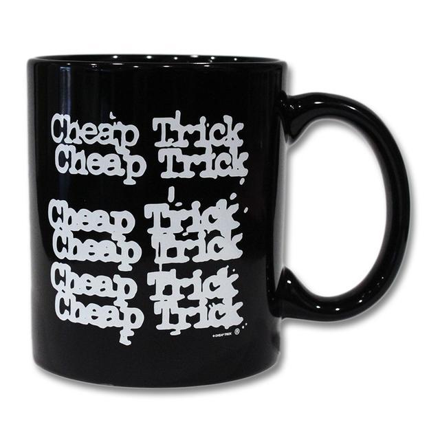 Cheap Trick Logo Mug