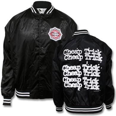 Cheap Trick Dream Police Baseball Jacket