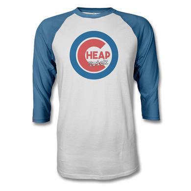 Cheap Trick Champions Raglan - LAST CHANCE LEFTOVERS