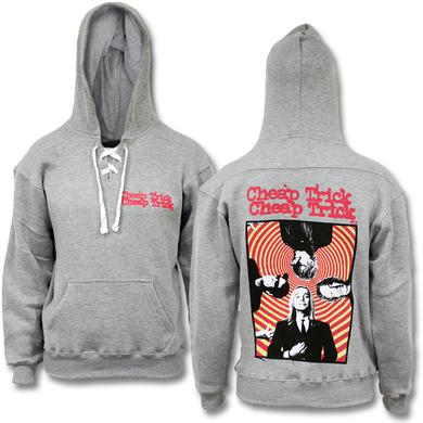 Cheap Trick Spiral Laced Hoodie