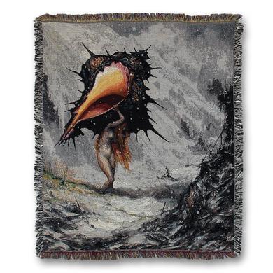 Circa Survive Amulet Woven Blanket