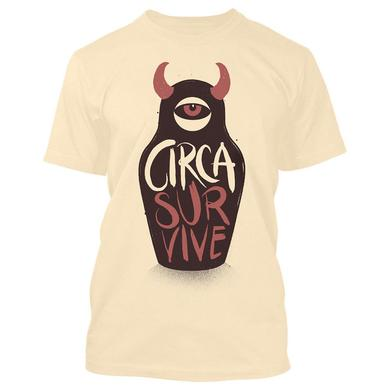 Circa Survive Matryoshka T-Shirt