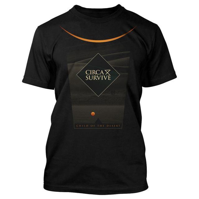 Circa Survive Desert Child T-Shirt