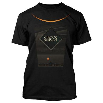 Circa Survive Desert Child T-Shirt