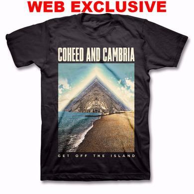 Coheed and Cambria Island T-shirt