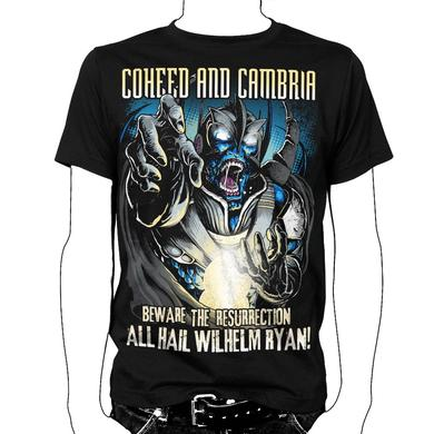 Coheed and Cambria Wilhelm Ryan T-Shirt