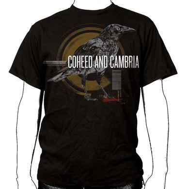 Coheed and Cambria Raven T-Shirt