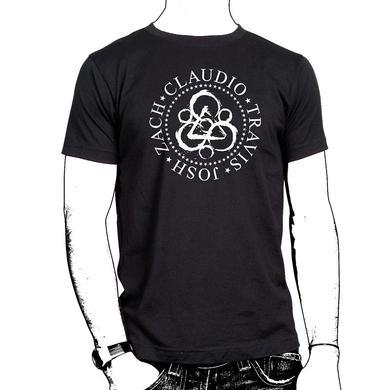 Coheed and Cambria Keywork Names T-Shirt