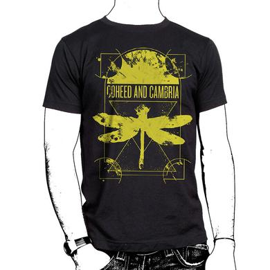 Coheed and Cambria Dissect Fall 2013 Tour T-Shirt