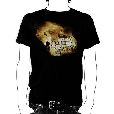 Coheed and Cambria Right There T-Shirt