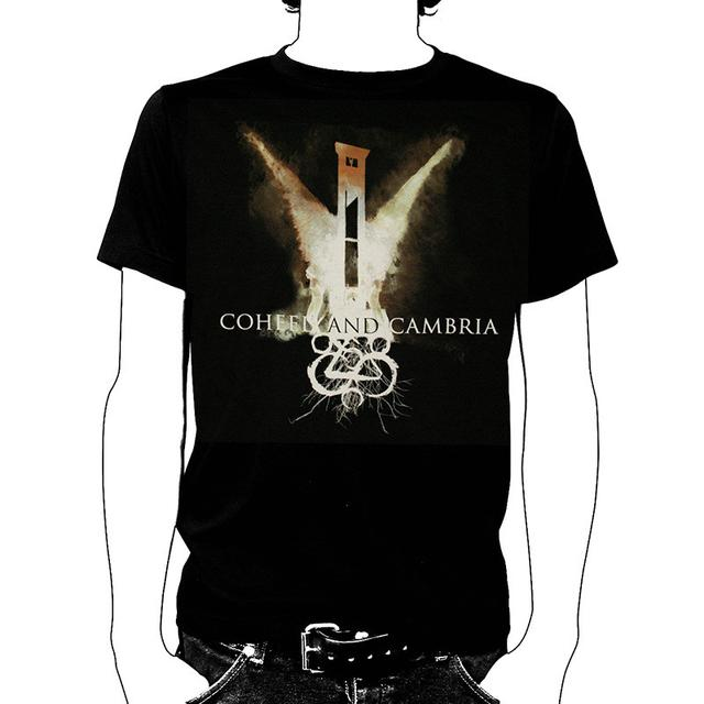 Coheed and Cambria Get Out 2005 Tour Back T-Shirt