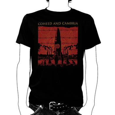 Coheed and Cambria Nuclear Family T-Shirt