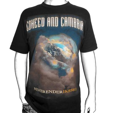 Coheed and Cambria 2014 Neverender Tour T-shirt