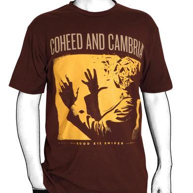 Coheed and Cambria Good Eye Sniper T-shirt