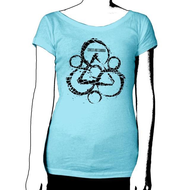 Coheed and Cambria Keywork Womens T-Shirt