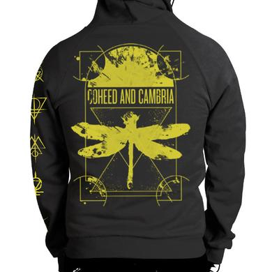 Coheed and Cambria Dissect Zip Hoodie